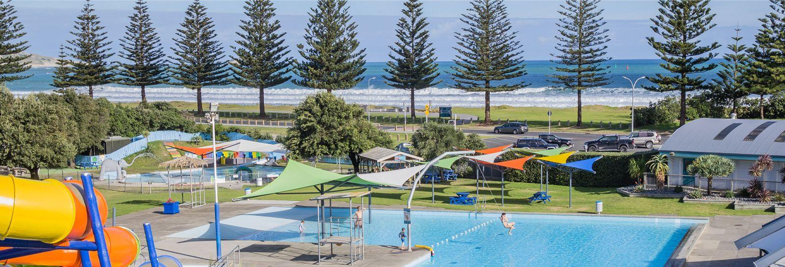 Pool banner image