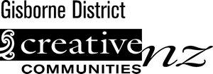 GIsborne District creative NZ logo
