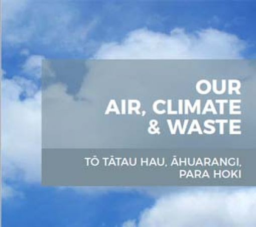 Our Air, Climate and Waste