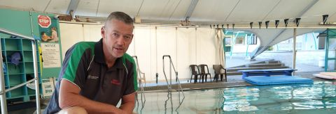 Repairs close 50m pool for four weeks to lengthen its lifespan